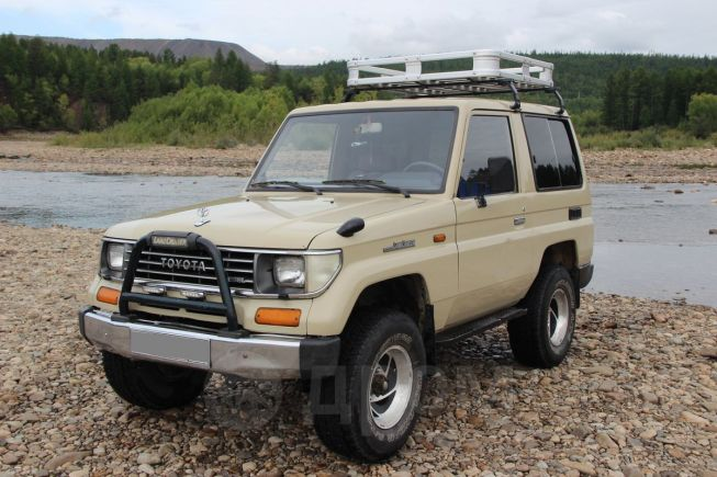 Toyota Land Cruiser, 1991 год, 739 000 руб.