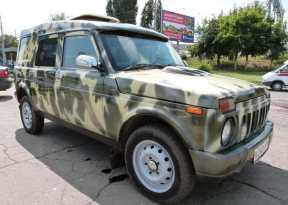 Саратов 4x4 2131 Нива 2010
