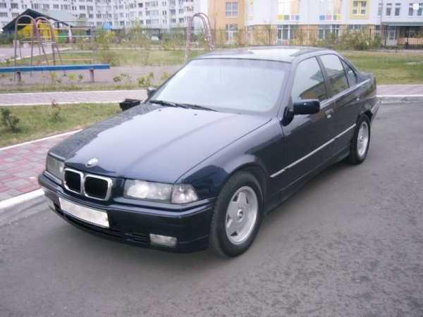 BMW 3-Series, 1997 год, 450 000 руб.