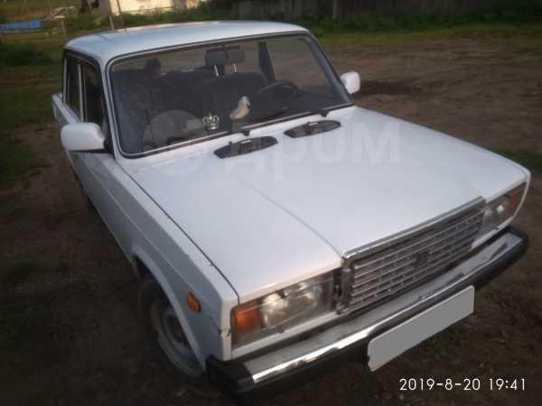 Лада 2107, 2008 год, 133 000 руб.