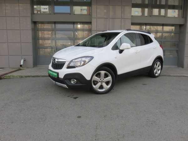Opel Mokka, 2013 год, 549 667 руб.
