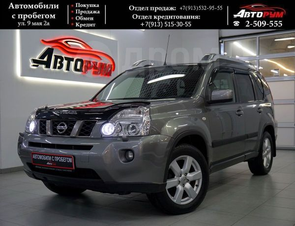 Nissan X-Trail, 2010 год, 847 000 руб.