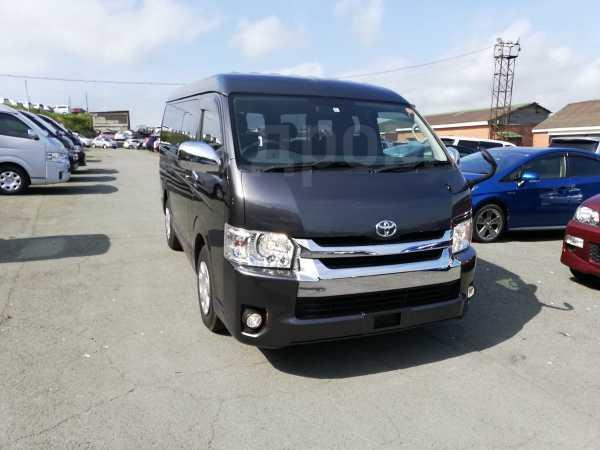 Toyota Hiace, 2014 год, 1 670 000 руб.