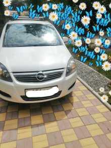Черкесск Opel Zafira 2011
