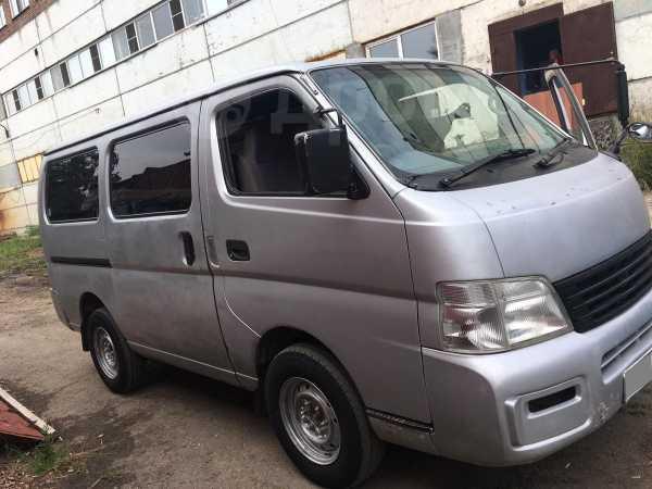Nissan Caravan, 2002 год, 245 000 руб.