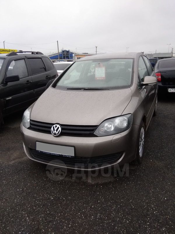 Volkswagen Golf Plus, 2013 год, 438 000 руб.