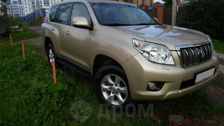 Toyota Land Cruiser Prado, 2010 год, 1 500 000 руб.