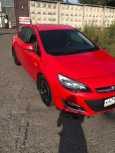 Opel Astra, 2013 год, 530 000 руб.