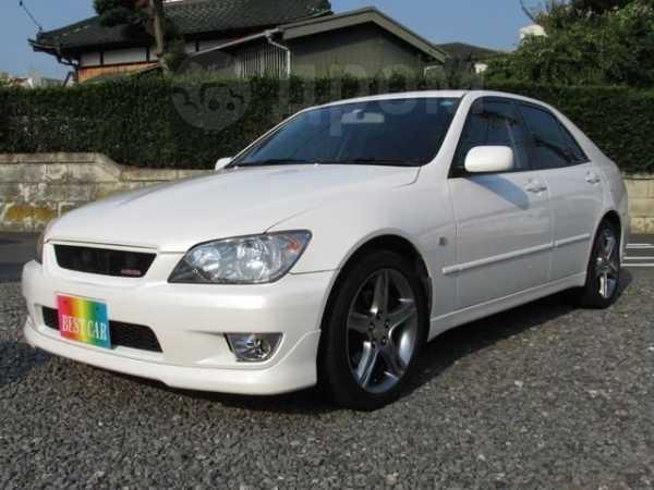 Toyota Altezza, 2003 год, 180 000 руб.