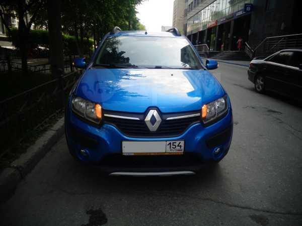 Renault Sandero Stepway, 2017 год, 630 000 руб.