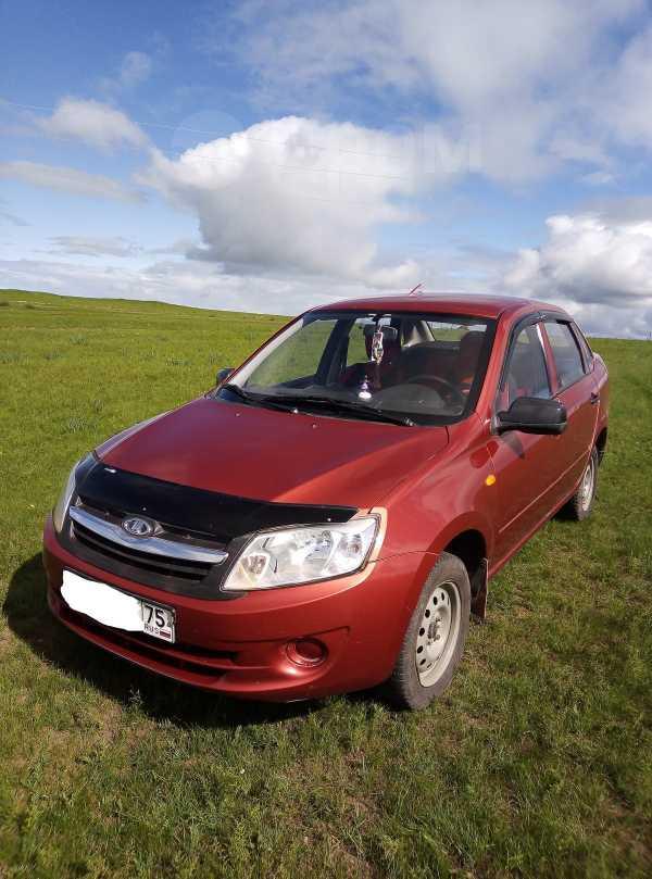 Лада Гранта, 2012 год, 240 000 руб.