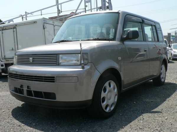 Toyota bB, 2002 год, 166 000 руб.