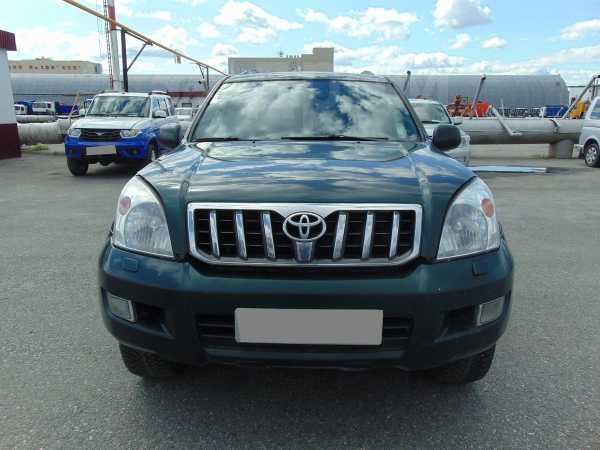 Toyota Land Cruiser Prado, 2004 год, 550 000 руб.