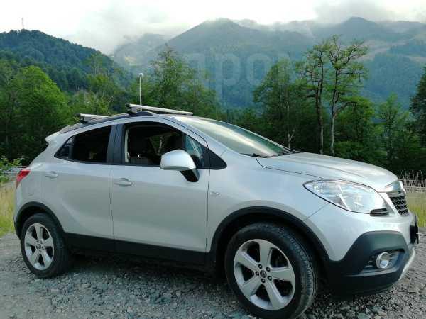 Opel Mokka, 2013 год, 630 000 руб.