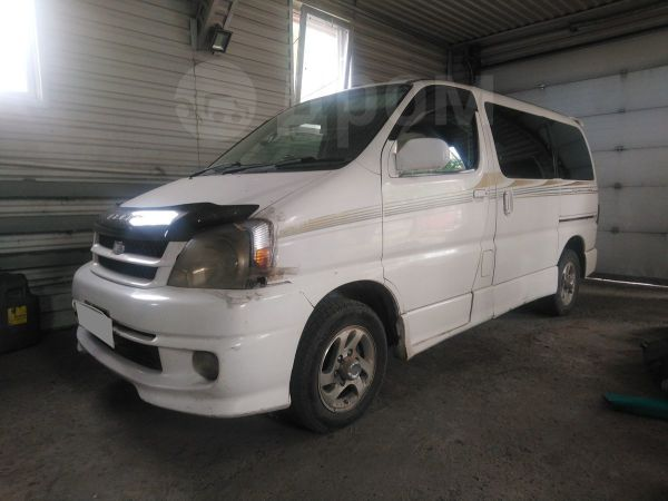 Toyota Touring Hiace, 2001 год, 600 000 руб.