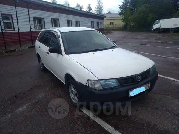 Mazda Familia, 2004 год, 150 000 руб.