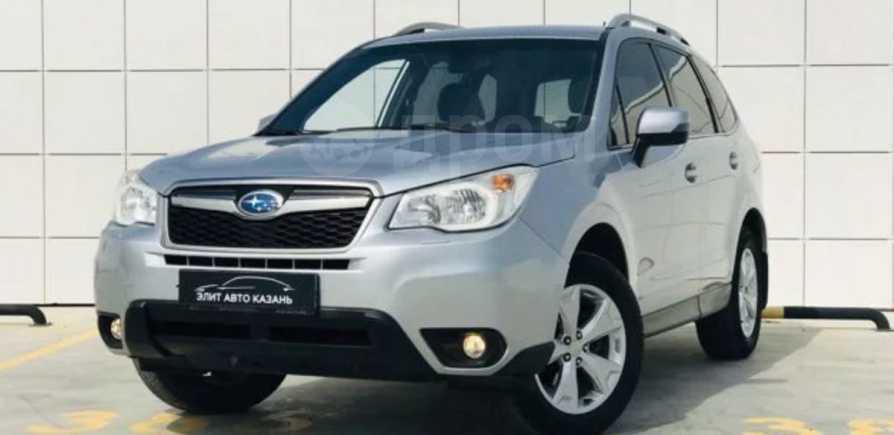 Subaru Forester, 2013 год, 1 110 000 руб.