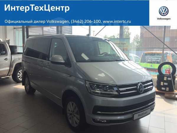 Volkswagen Multivan, 2019 год, 5 059 100 руб.