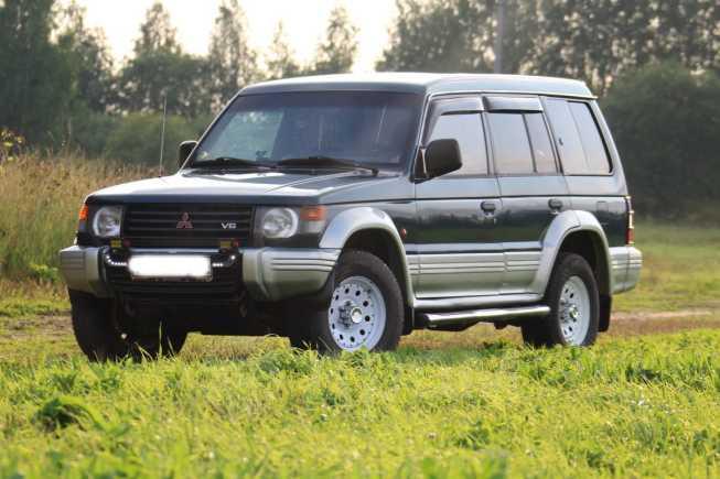 Mitsubishi Pajero, 1996 год, 319 000 руб.