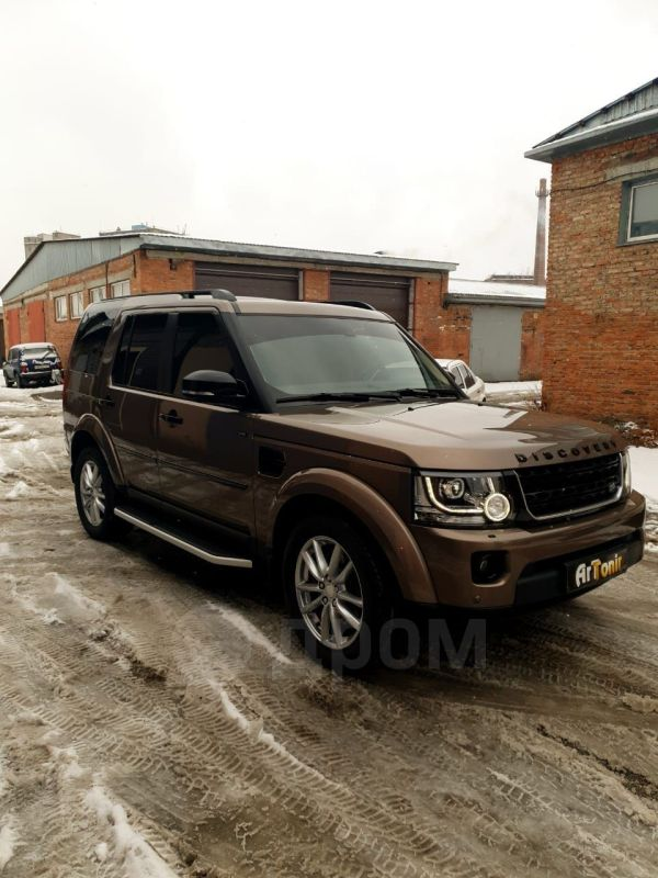 Land Rover Discovery, 2015 год, 2 222 000 руб.