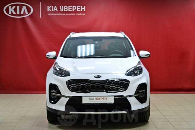 Kia Sportage, 2018 год, 1 969 900 руб.