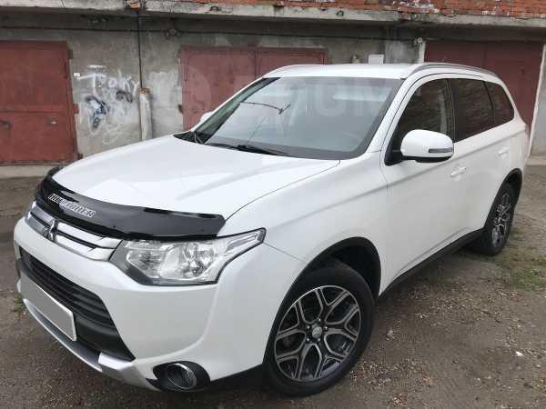 Mitsubishi Outlander, 2014 год, 1 130 000 руб.