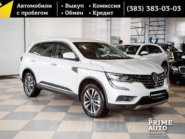 Renault Koleos, 2017 год, 1 890 000 руб.