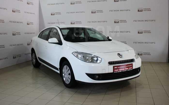 Renault Fluence, 2011 год, 419 900 руб.