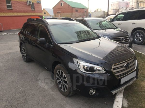 Subaru Outback, 2015 год, 1 620 000 руб.