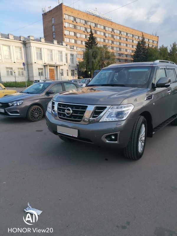 Nissan Patrol, 2014 год, 2 450 000 руб.