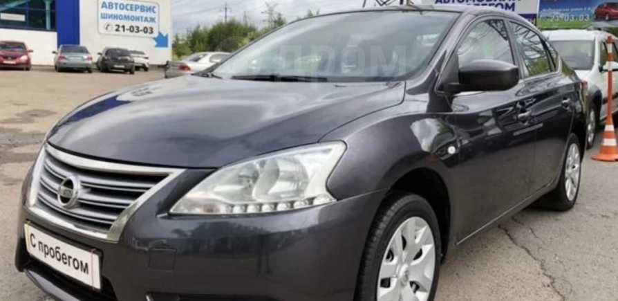 Nissan Sentra, 2015 год, 495 000 руб.