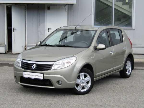 Renault Sandero, 2011 год, 425 000 руб.
