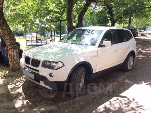 BMW X3, 2008 год, 730 000 руб.