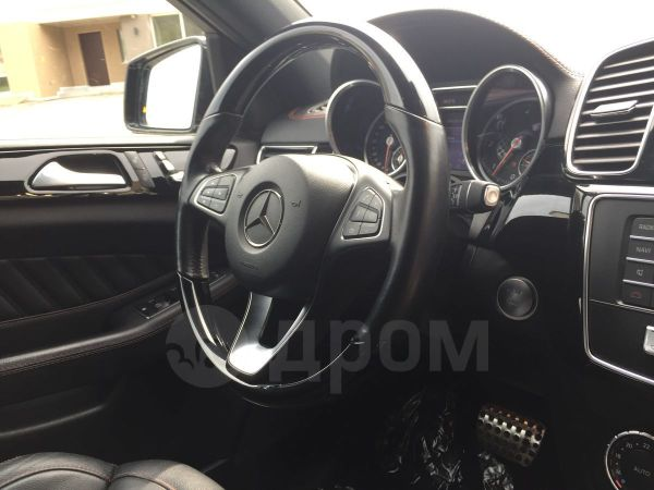 Mercedes-Benz GLE Coupe, 2015 год, 3 500 000 руб.