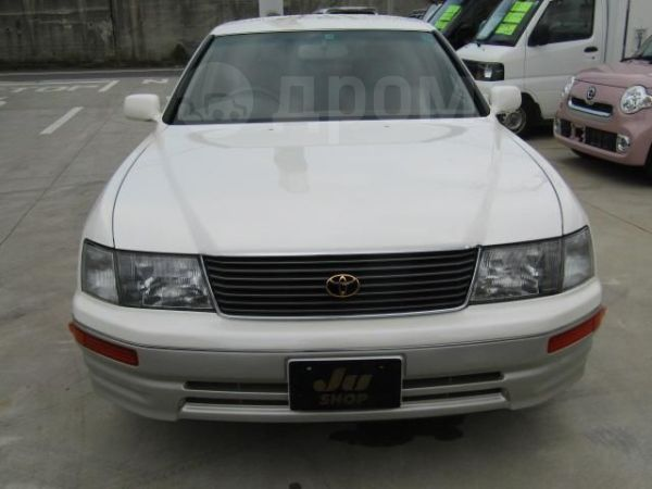 Toyota Celsior, 1997 год, 186 000 руб.
