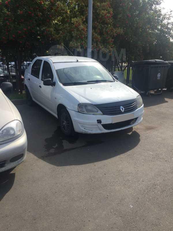 Renault Logan, 2012 год, 160 000 руб.