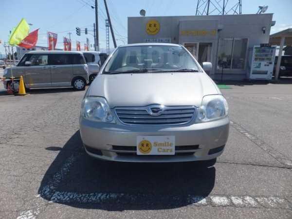 Toyota Corolla, 2003 год, 206 000 руб.