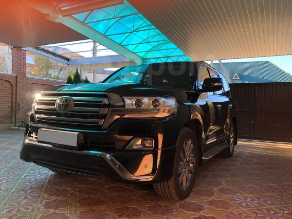 Toyota Land Cruiser, 2016 год, 4 600 000 руб.