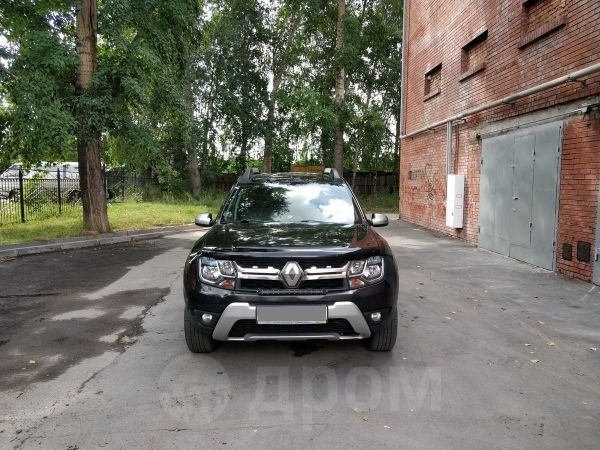 Renault Duster, 2015 год, 799 000 руб.