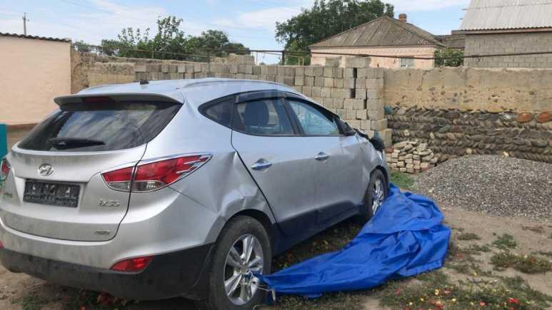 Hyundai ix35, 2011 год, 400 000 руб.