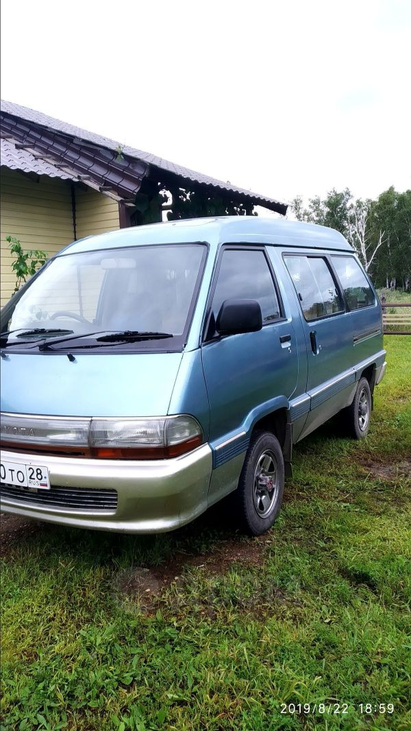 Toyota Master Ace Surf, 1989 год, 100 000 руб.