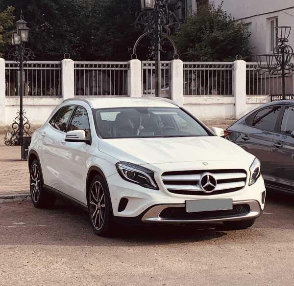Mercedes-Benz GLA-Class, 2014 год, 1 270 000 руб.