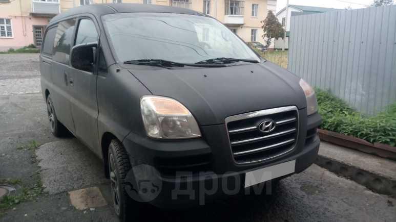 Hyundai Starex, 2007 год, 400 000 руб.