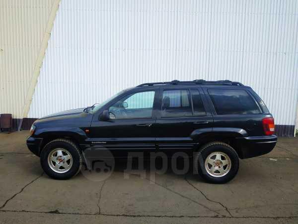 Jeep Grand Cherokee, 1999 год, 385 000 руб.