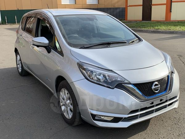 Nissan Note, 2018 год, 835 000 руб.