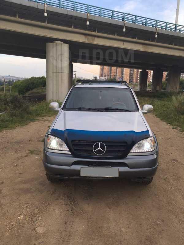 Mercedes-Benz M-Class, 1998 год, 500 000 руб.