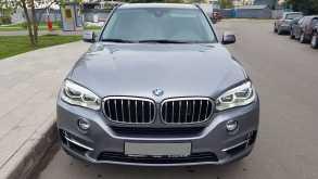 Москва BMW X5 2014
