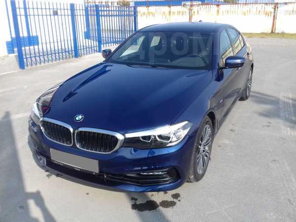 BMW 5-Series, 2018 год, 2 620 000 руб.