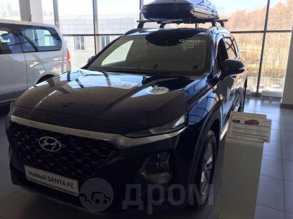 Hyundai Santa Fe, 2019 год, 2 364 000 руб.