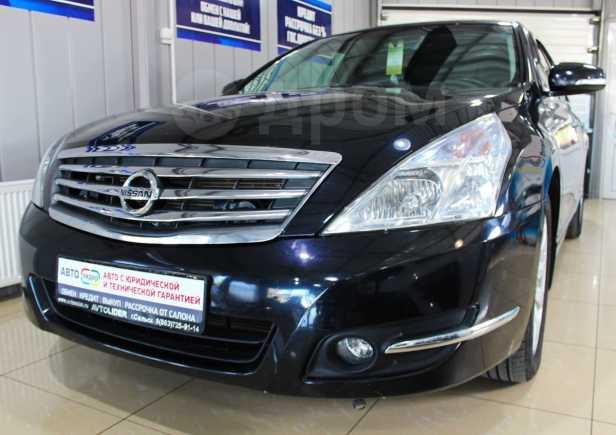 Nissan Teana, 2008 год, 499 900 руб.